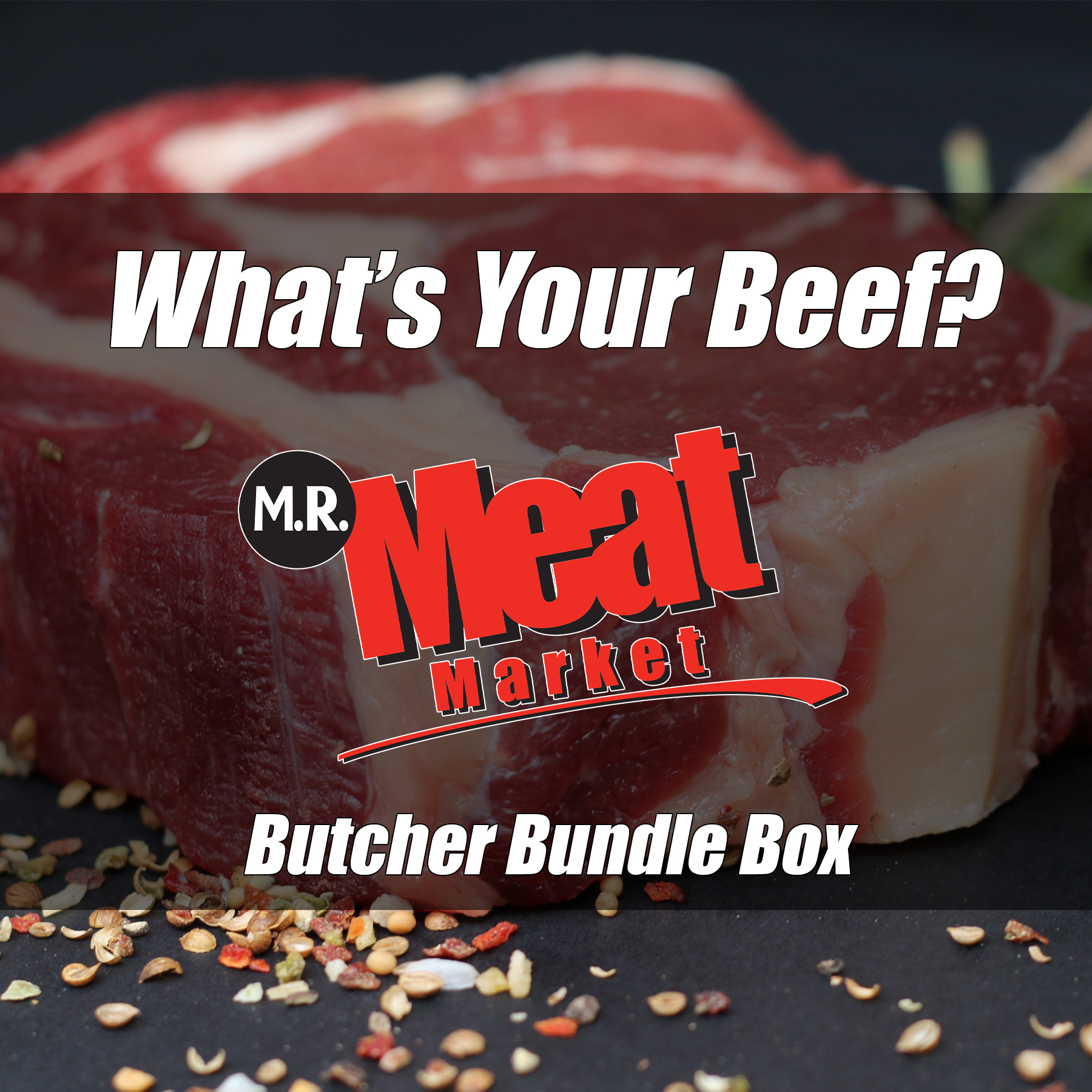 What's your beef?