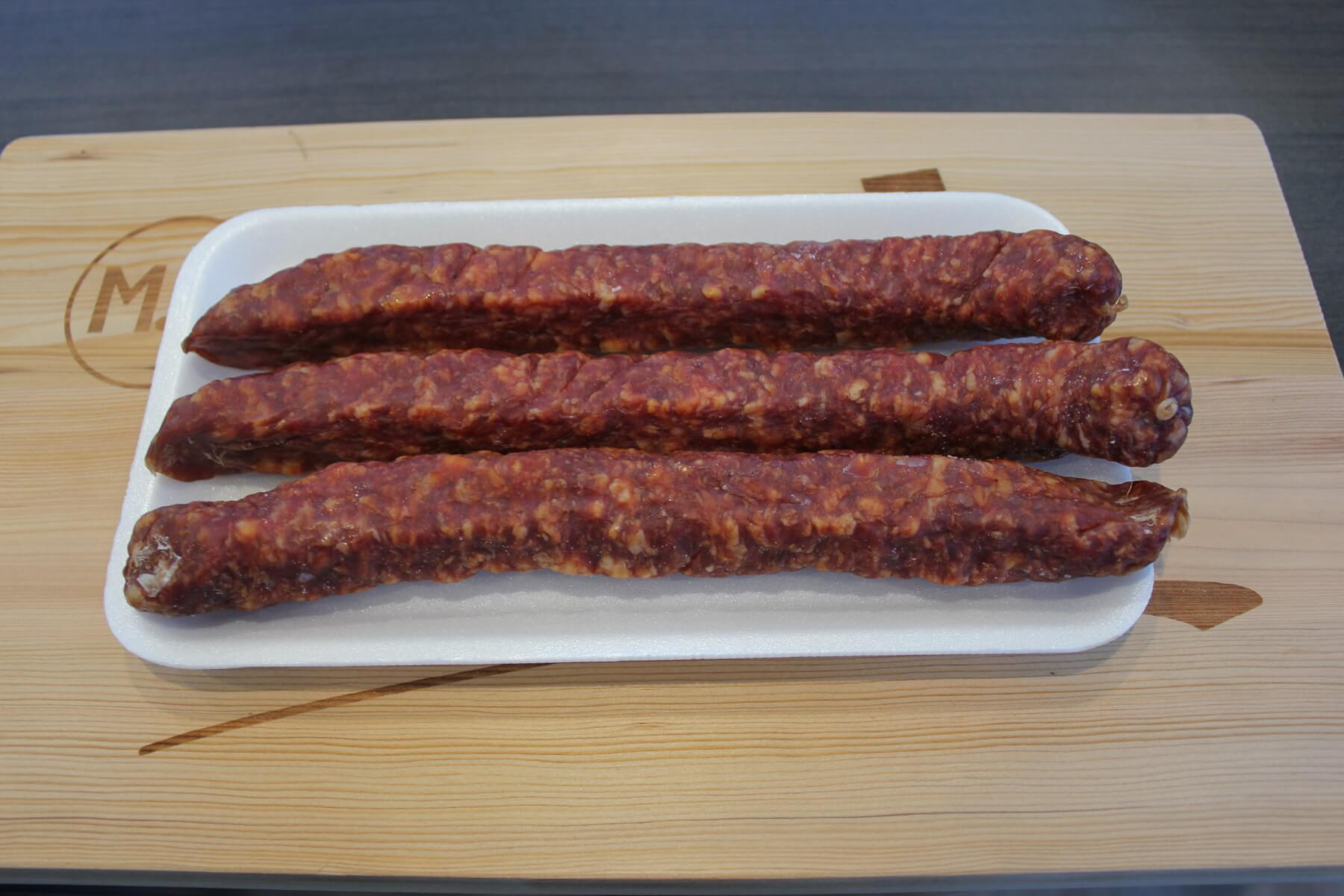 Marcos Own Famous Csabai Cured Sausage
