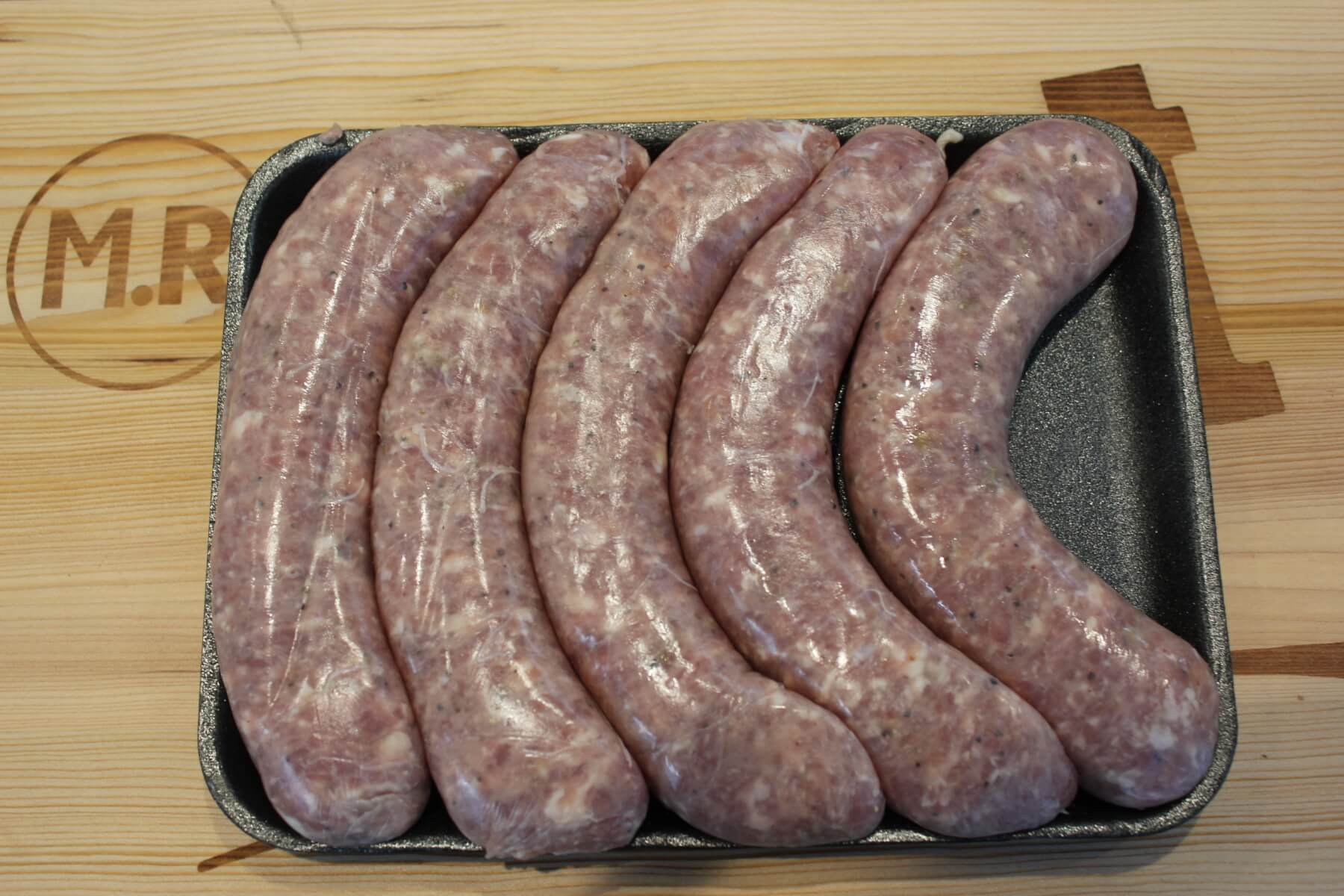 Marcos Own Famous Fennel Sausage