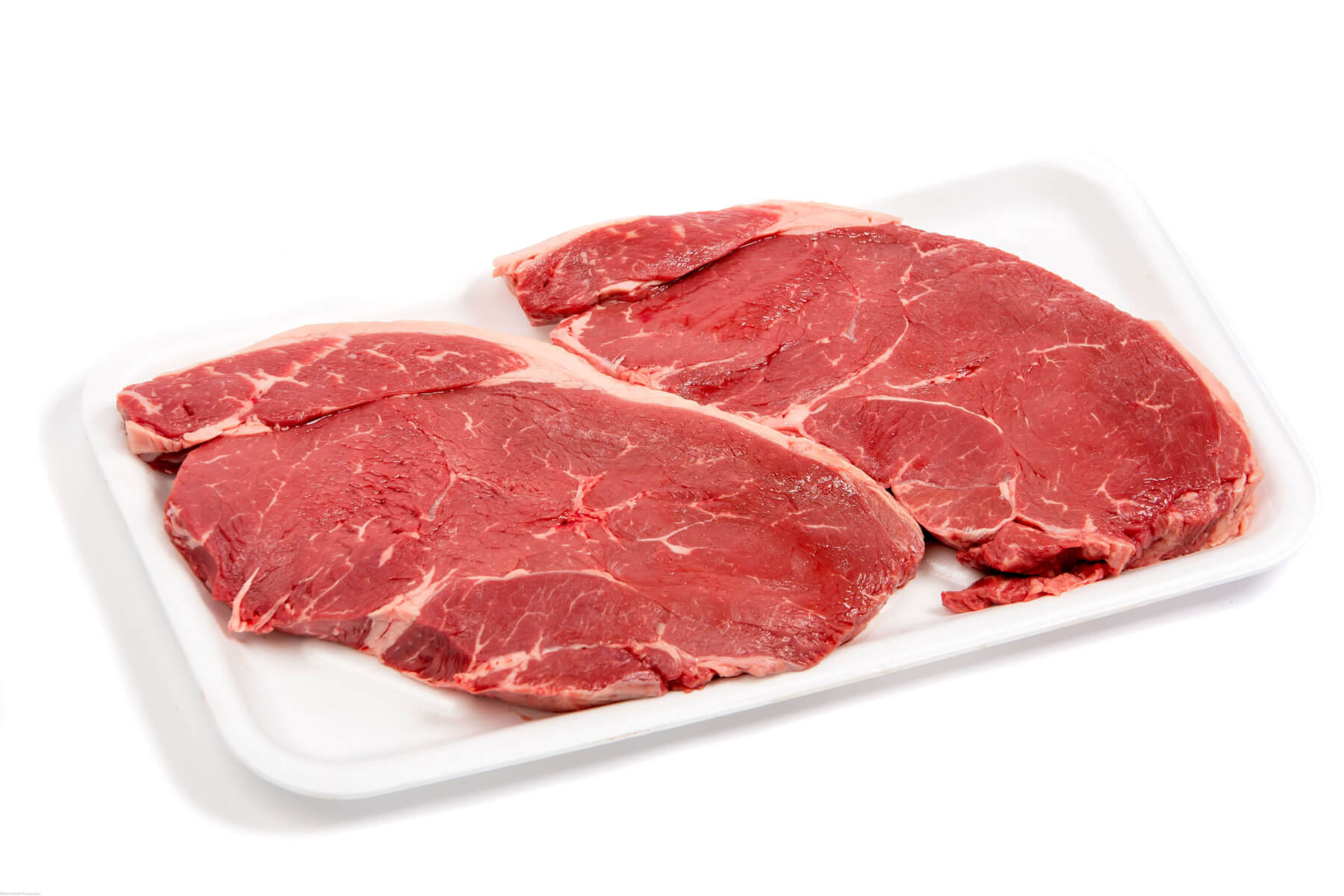 """Prime Grade"" Top Sirloin Steaks"